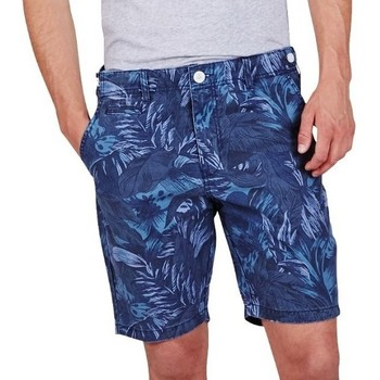 Vêtements Homme Shorts / Bermudas Minimum WIMBA Bleu
