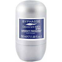 Beauté Homme Déodorants Byphasse Déodorant men 24h groovy paradise roll on   50ml Autres