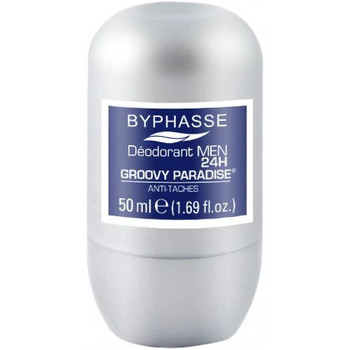 Beauté Femme Déodorants Byphasse - Déodorant men 24h groovy paradise roll-on - 50ml Autres
