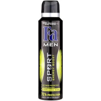 Beauté Homme Déodorants Fa men - Déodorant spray sport energy boost - 200ml Autres