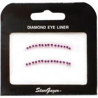 Beauté Femme Maquillage teint Stargazer Bijoux de paupières eyeliner violet   1 paire Violet