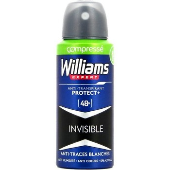 Beauté Homme Déodorants Williams - Déodorant compressé anti-transpirant Protect+ 48h Invisible - Autres