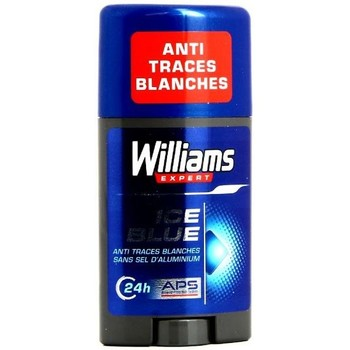 Beauté Homme Déodorants Williams - Déodorant Stick Anti Traces Blanches 24h Ice Blue - 75 ml Autres