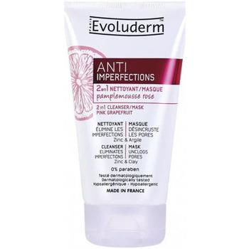 Beauté Femme Démaquillants & Nettoyants Evoluderm - Nettoyant Masque 2 en 1 Anti-Imperfections Au Pamplemousse Ro Autres