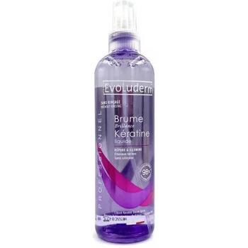Beauté Femme Soins & Après-shampooing Evoluderm - Brume Brillance - kératine liquide 300ml Autres