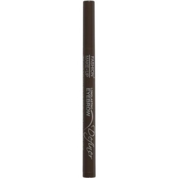 Beauté Femme Maquillage Sourcils Fashion Make Up Fashion Make-Up - Feutre sourcils Biseauté longue tenue 01 expre Marron