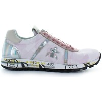 Chaussures Femme Baskets basses Premiata Lucy-D 2952 rose