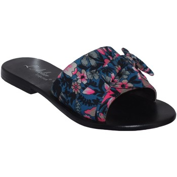 Chaussures Femme Mules L'atelier Tropezien Sh611 Bleu/rose