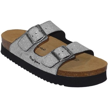 Chaussures Femme Mules Pepe jeans Oban blim Gris