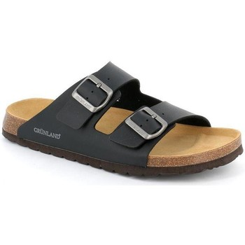 Chaussures Homme Mules Grunland CIABATTA MAN S. NERO
