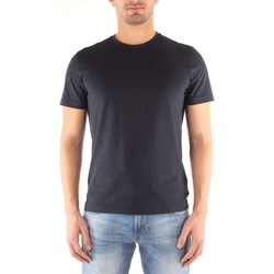 Vêtements Homme T-shirts manches courtes Emporio Armani EA7 8NPT60 T-shirt Homme NIGHT BLUE NIGHT BLUE
