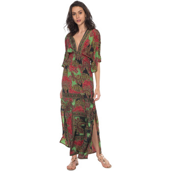 Vêtements Femme Robes Couleurs Du Monde Robe ANAIS Femme Collection Printemps Eté Noir