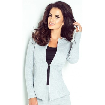 Vêtements Femme Vestes Ivon Jacket model 86856 Gris