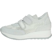 Chaussures Femme Baskets basses Agile By Ruco Line Agile By Rucoline  1313(15-A) Petite Sneakers Femme Blanc Blanc