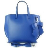 Sacs Femme Sacs porté main Vera Pelle SB689BLU Bleu