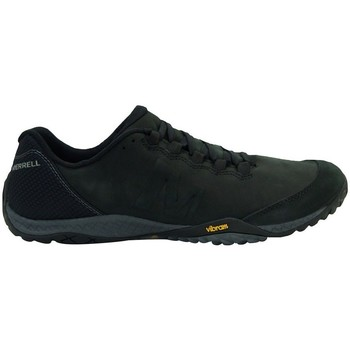 Chaussures Homme Boots Merrell Parkway Emboss Lace Noir