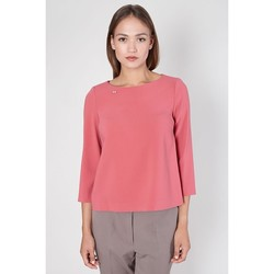 Vêtements Femme Tops / Blouses Click Fashion Blouse model 98867 Rózsaszín