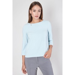 Vêtements Femme Tops / Blouses Click Fashion Blouse model 98868 Kék