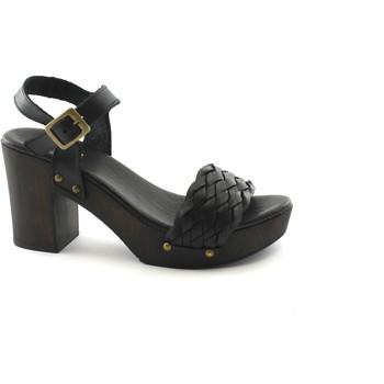 Chaussures Femme Mules Divine Follie DIV-E18-609-238-NE Nero