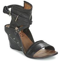 Chaussures Femme Sandales et Nu-pieds Airstep / A.S.98 KOKKA Noir