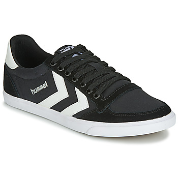 Hummel Femme Ten Star Low Canvas