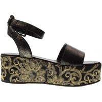 Chaussures Femme Sandales et Nu-pieds Cris Vergre'  Nero