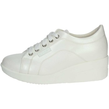 Chaussures Femme Baskets basses Agile By Ruco Line Agile By Rucoline  208(10-A) Petite Sneakers Femme Blanc Blanc
