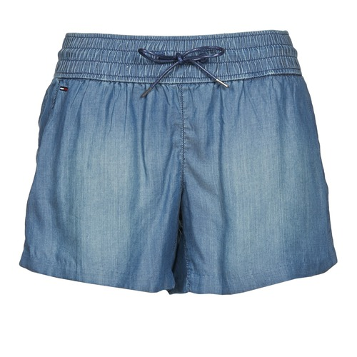Vêtements Femme Shorts / Bermudas Tommy Jeans TINA Bleu