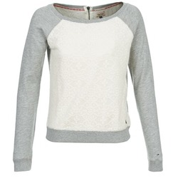 Vêtements Femme Sweats Hilfiger Denim SABRINA Gris
