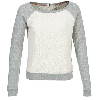 Vêtements Femme Sweats Tommy Jeans SABRINA Gris