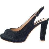 Chaussures Femme Sandales et Nu-pieds Silvana 452 Sandales Femme Bleu Bleu