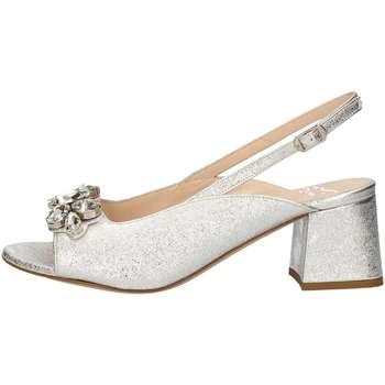Chaussures Femme Sandales et Nu-pieds Musella 018375 ARGENT