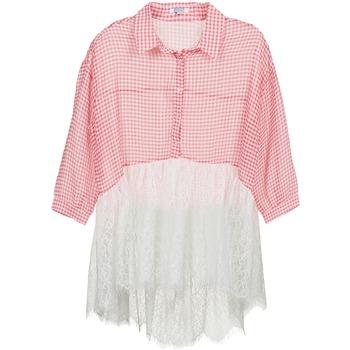 Tops & Chemises  Brigitte Bardot AMBRE Rouge / Blanc 350x350