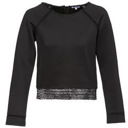 Vêtements Femme Sweats Brigitte Bardot AMELIE Noir