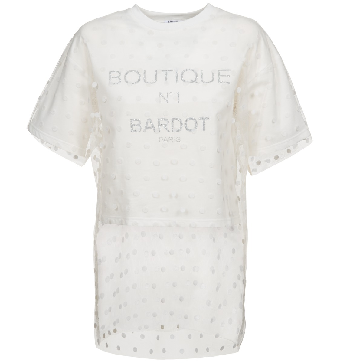 Brigitte Bardot ANASTASIE Ecru