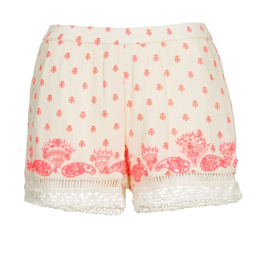 Shorts & Bermudas Brigitte Bardot ANGELINE Ecru 350x350