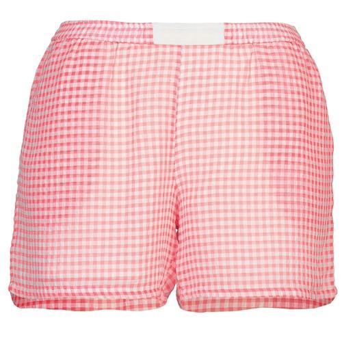 Vêtements Femme Shorts / Bermudas Brigitte Bardot ANNE Rouge / Blanc