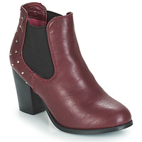 Chaussures Femme Bottines Moony Mood JURDEAN Bordeaux