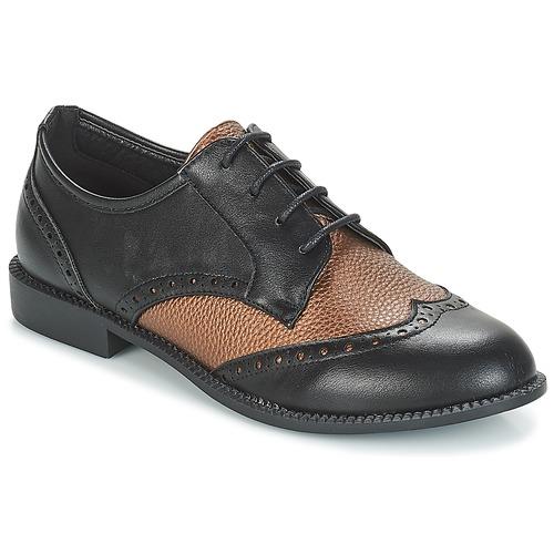 Chaussures Femme Derbies Moony Mood JOURDA Tri color