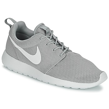Baskets mode Nike ROSHE ONE Gris / Blanc 350x350