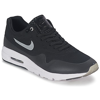best service c3322 522f8 Chaussures Femme Baskets basses Nike AIR MAX 1 ULTRA MOIRE Noir