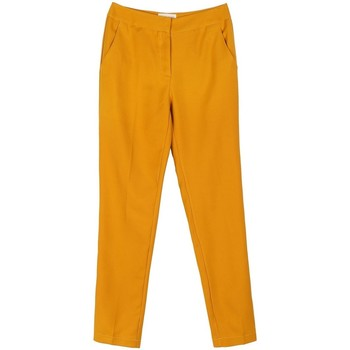 Vêtements Femme Pantalons Cherry Paris Pantalon Hays Moutarde