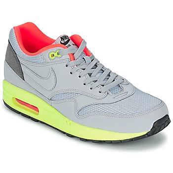 Chaussures Homme Baskets basses Nike AIR MAX 1 FB Gris / Vert / Corail