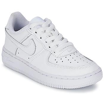 Baskets mode Nike AIR FORCE 1 Blanc 350x350