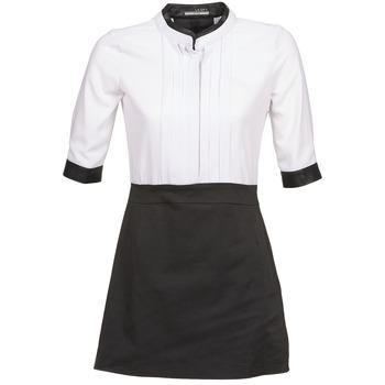 Robes La City COLUMBA Noir / Blanc 350x350