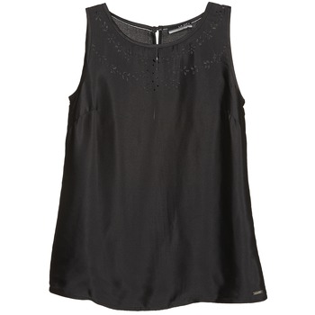 T-shirts & Polos La City LUCRETIA Noir 350x350