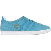 Chaussures Femme Baskets basses adidas Originals Gazelle OG Bleu