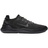 Chaussures Homme Baskets basses Nike Free RN 2018 M Noir