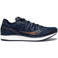 Chaussures Homme Baskets basses Saucony Freedom Iso M Bleu marine