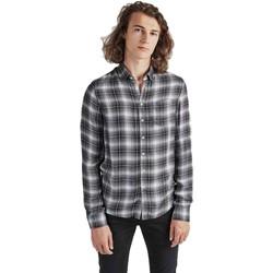 Vêtements Homme Chemises manches longues Pearly King DEMURE Gris